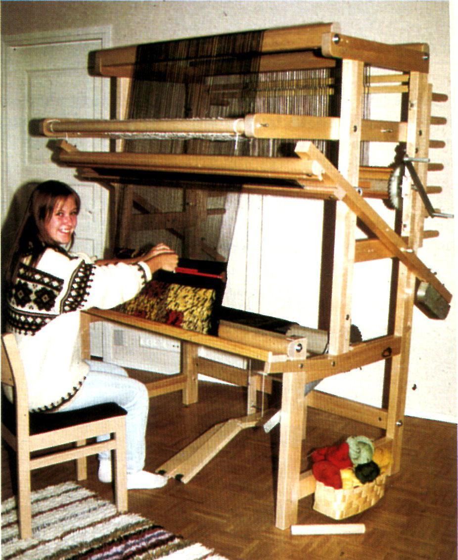 手織機ソーニャのイメージ