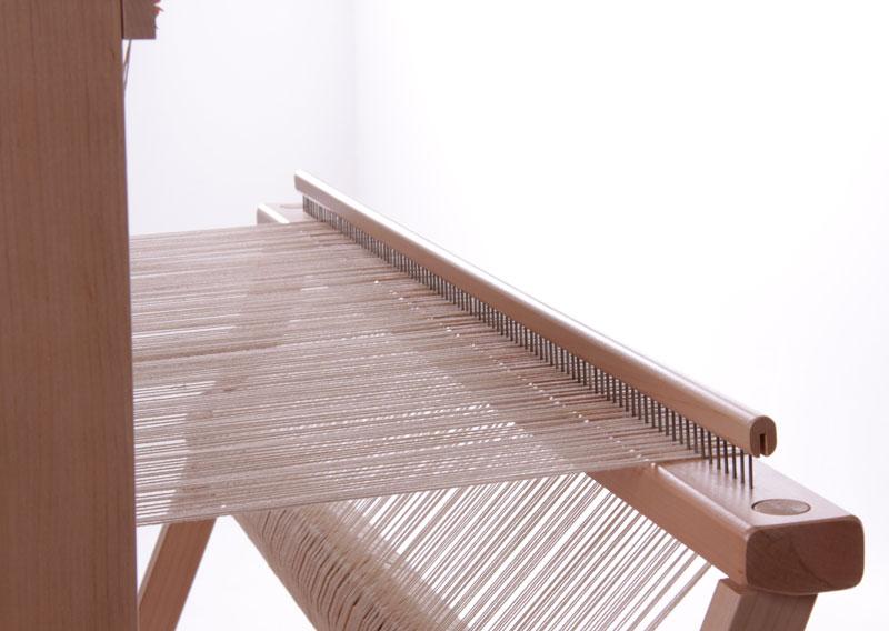 手織機ジャックルーム(一体型ラドル部)