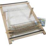 木枠織機ティナ織幅48cm