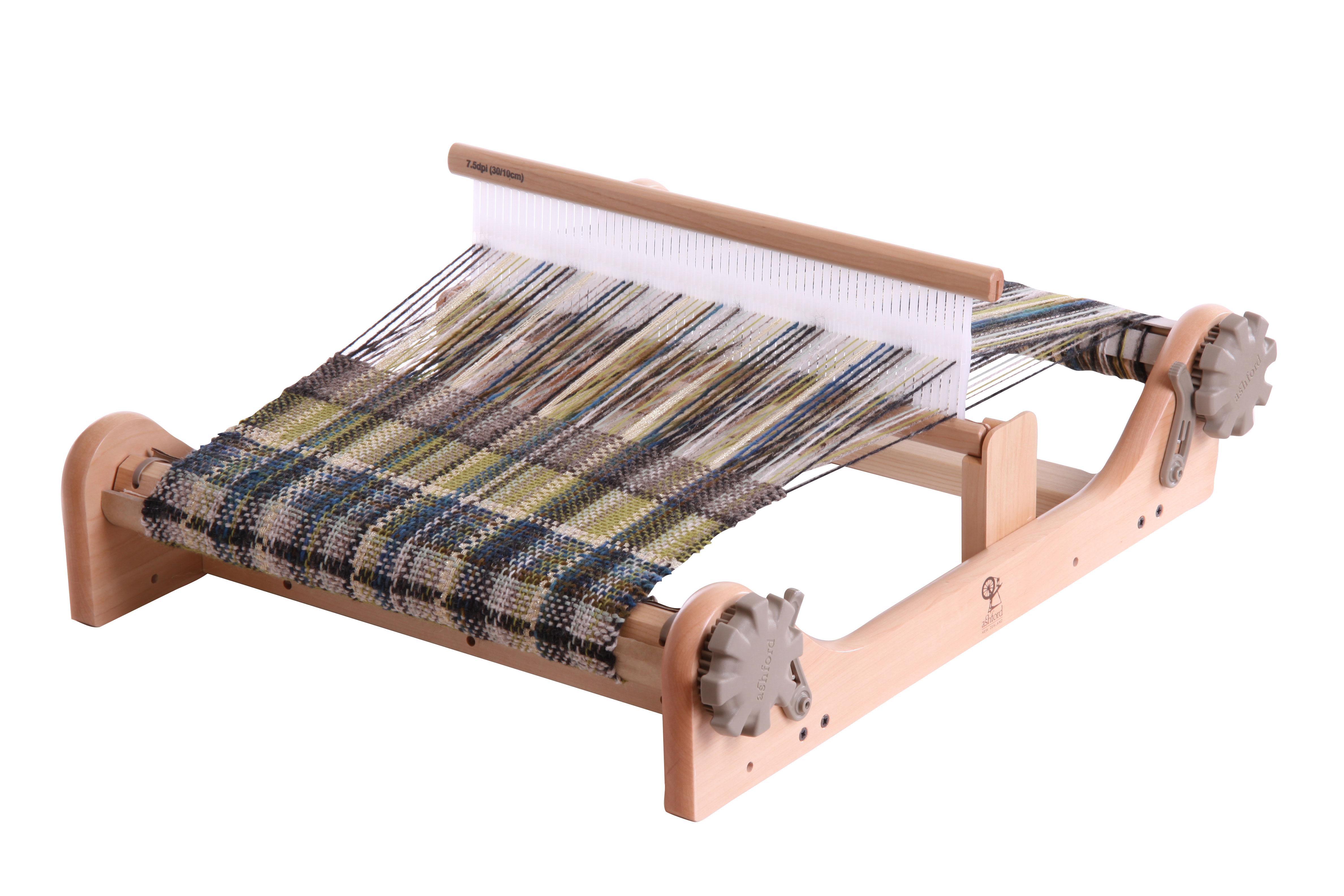 手織機リジットヘドル織幅40cm