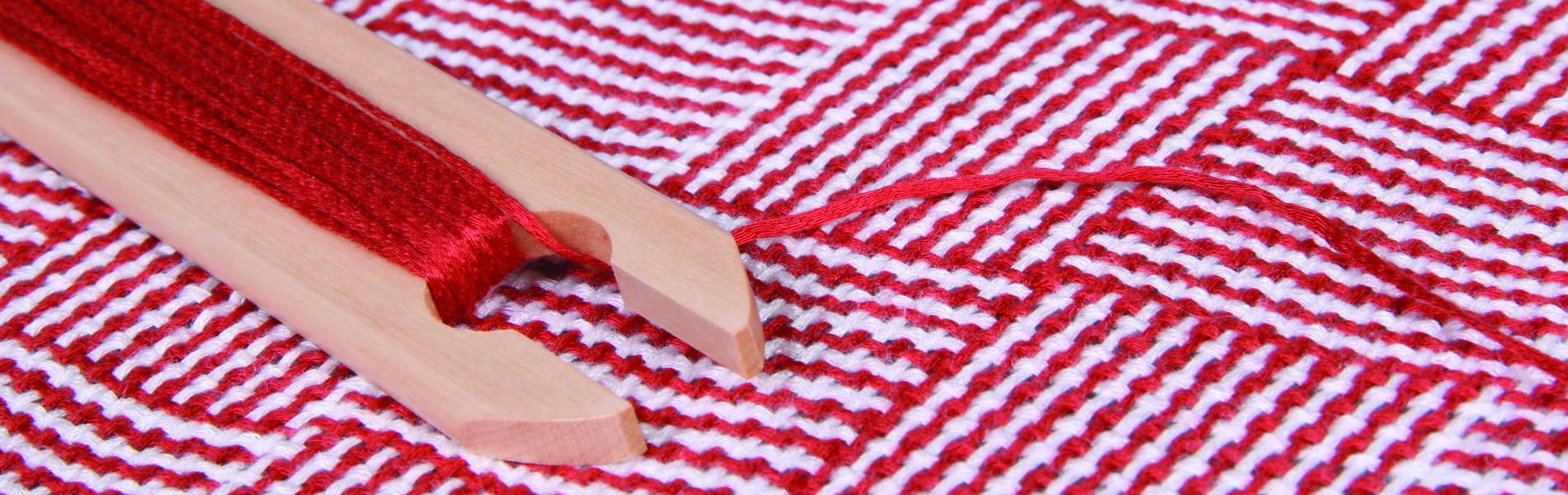 トップページ画像(織りイメージ)